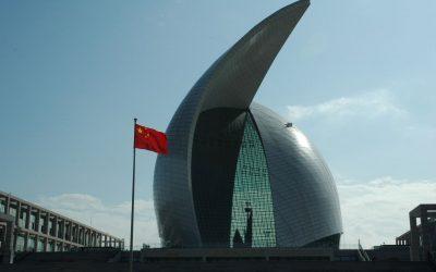 2011 – Chinareise
