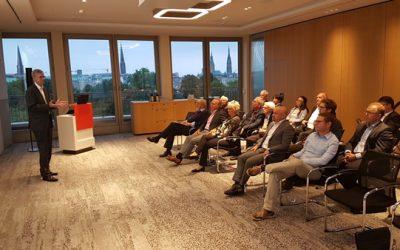 11.09.2018 – Vortrag bei PwC Hamburg