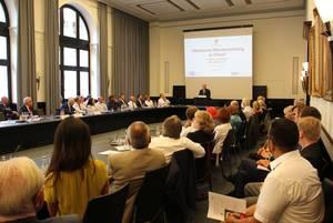 06.08.2014 – Vortrag Botschafter a.D. Dr. Michael Schaefer