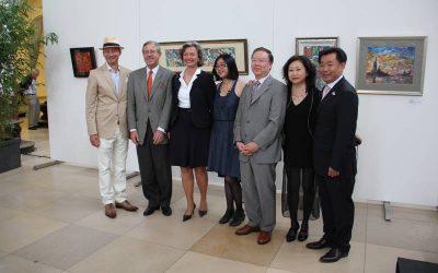 10.08.2012 – Ausstellung Lavia Lin