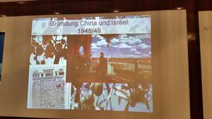 18.03.2015 – China und Israel – The Untold Story
