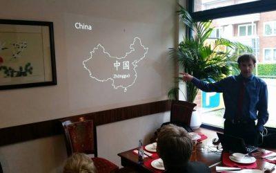 """25.05.2016 – """"Die chinesische Kultur – Chinesen sind anders"""""""