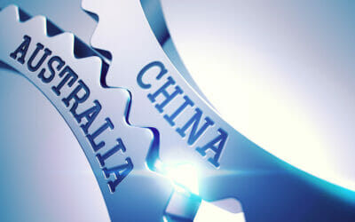 Between RCEP-cooperation, trade conflict and BRI-cancellation – Australia and China navigating through choppy waters